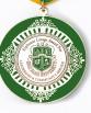 Holy Name University Medalion