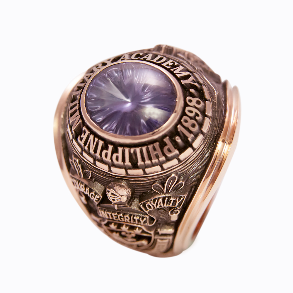 military academy philippine mini ring category police or gold sbmai rings product