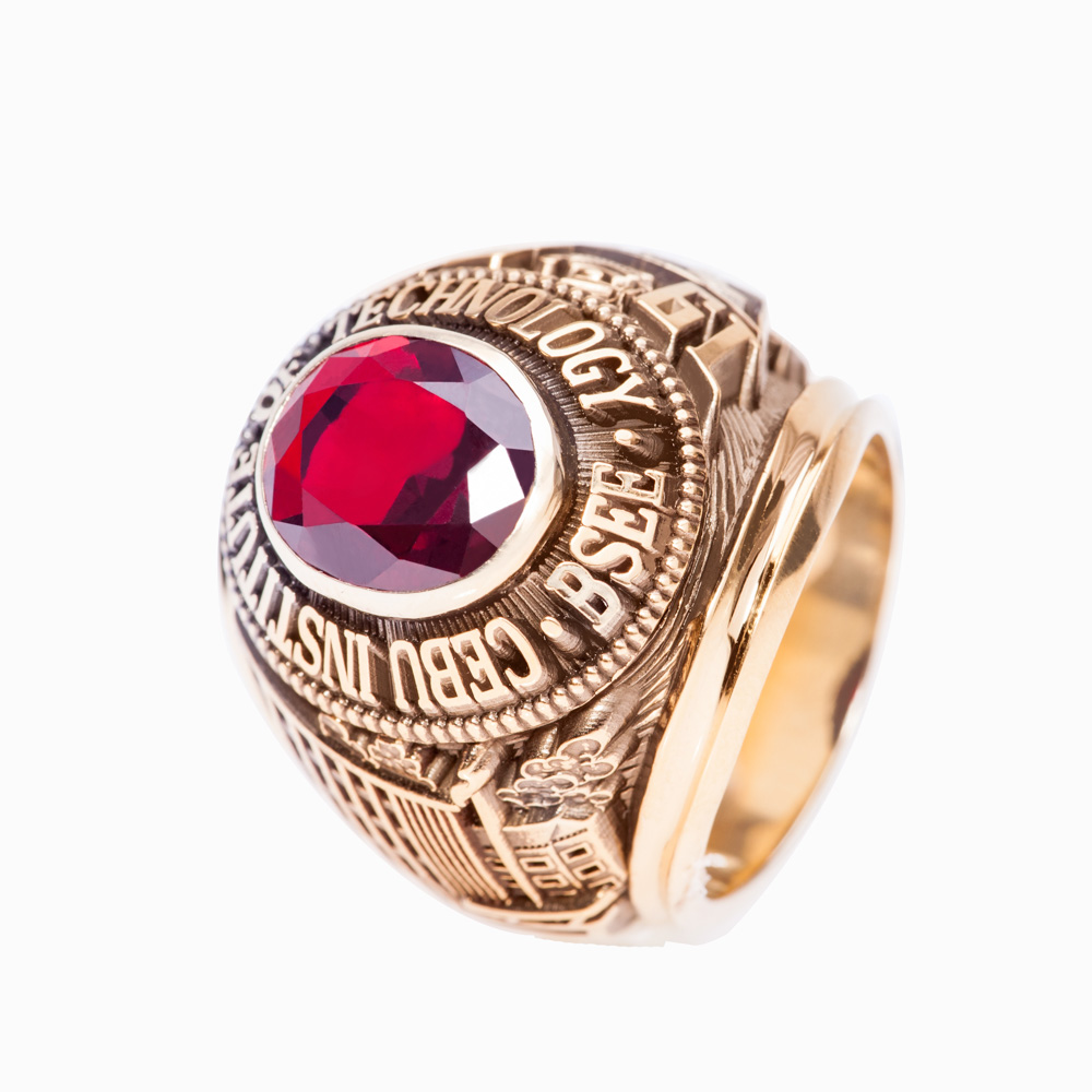 color jewelry product gift muslim rings retro band maroon religious moon ring star engagement arab with gold stone silver for women men fashion antique red