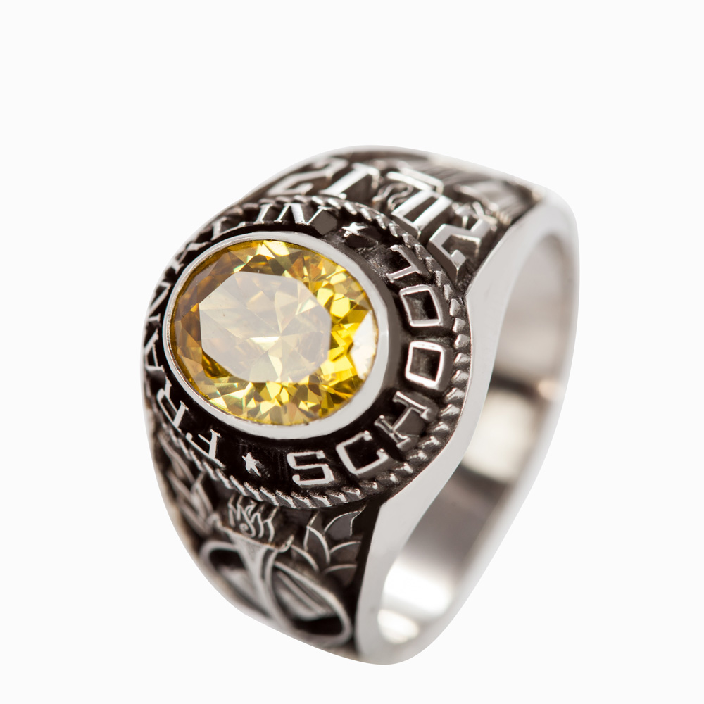 images ring on using your caps rings college designer available design pinterest personalized from online jostens inspiration school best own class are graduation high